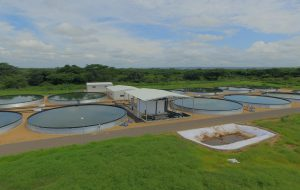 Aquaculture fish tanks Africa
