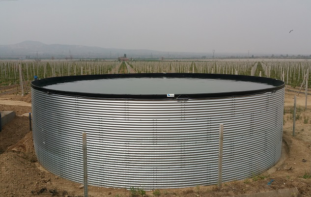 Watertank for irrigation