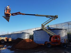 Watertanks project Australia